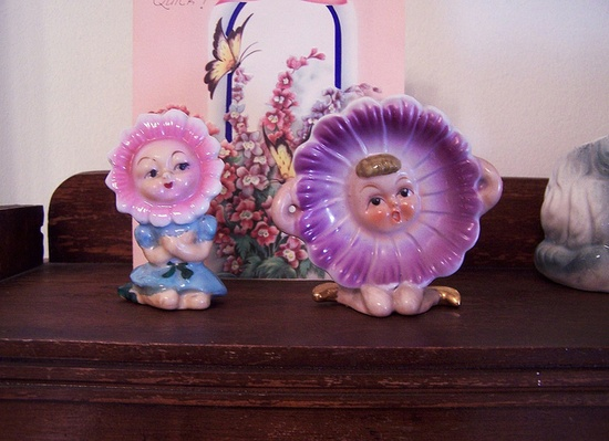 Flower head girls-loving these