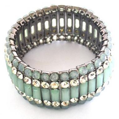 #mint green #bracelet