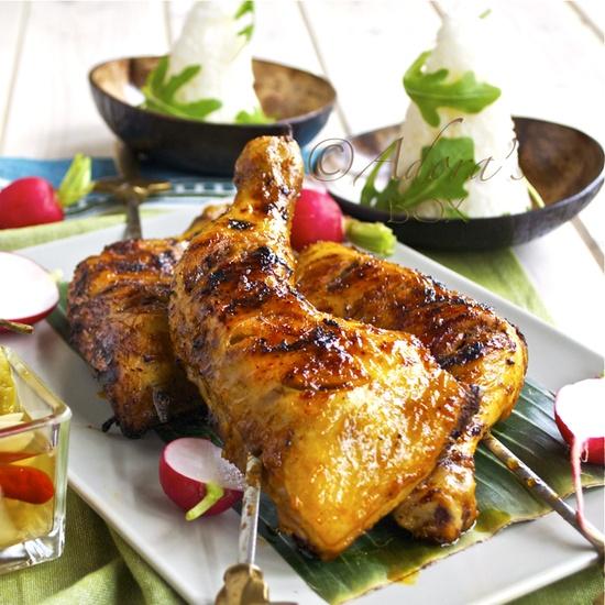 Aromatic Filipino BBQ Chicken by adorasbox #Chicken #BBQ #adorasbox