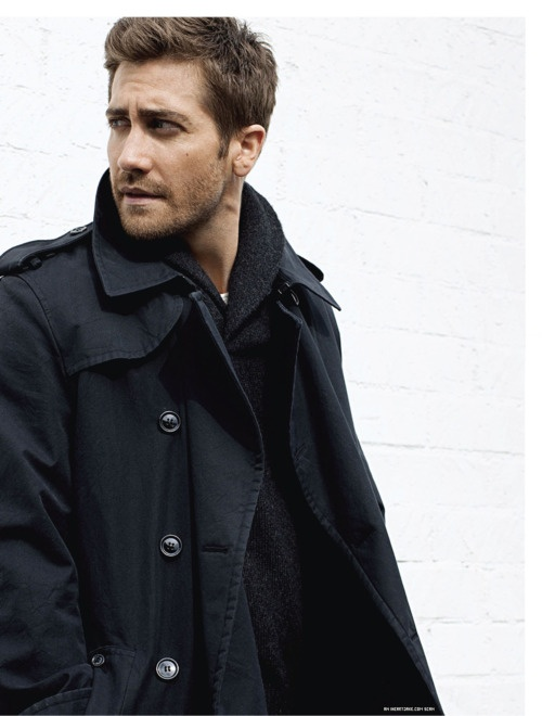 Jake Gyllenhaal ~ Dammit, even I get suckered in.
