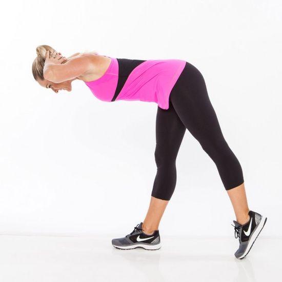 The No-Squat, No-Lunge Butt Workout: Single-Leg Deadlift Extension