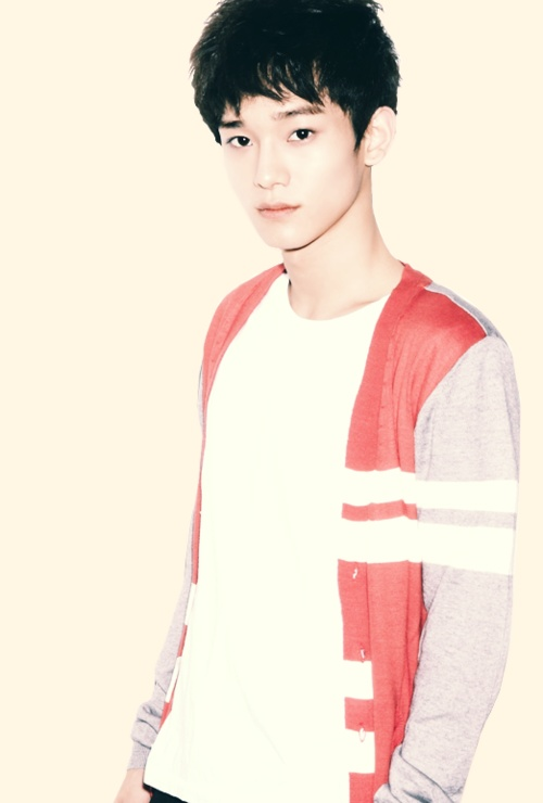 Chen from EXO-M