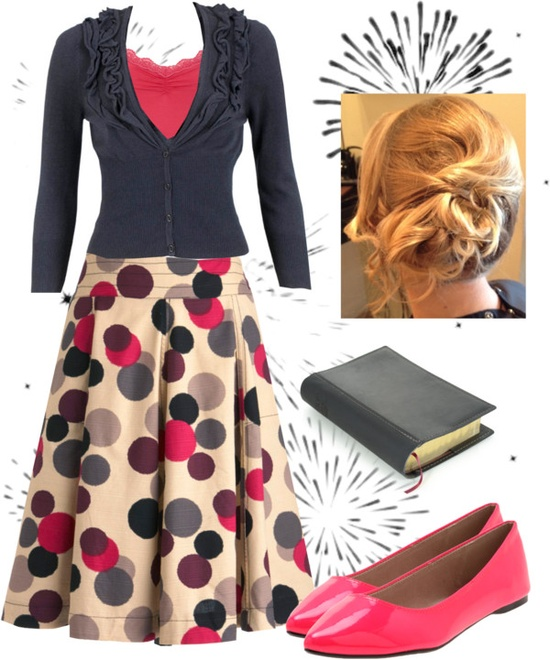 """church outfit"" by fiddlegrass-ashley on Polyvore"