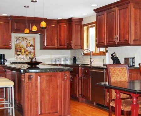 Beautiful Small Kitchen Interior Design Ideas - Kitchen