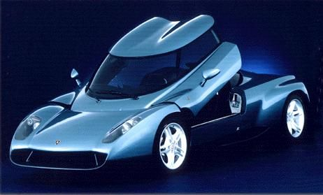 The Electric car of the future