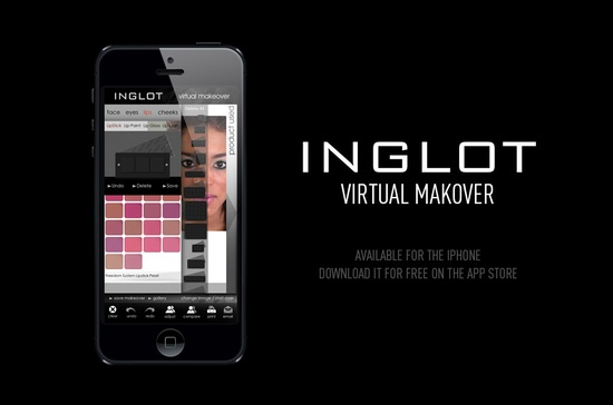 Get App-y: We Try Inglot's Virtual Makeover App - Beautylish.com
