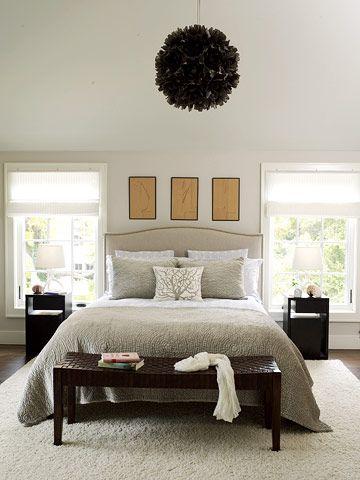 lovely bedroom inspiration...