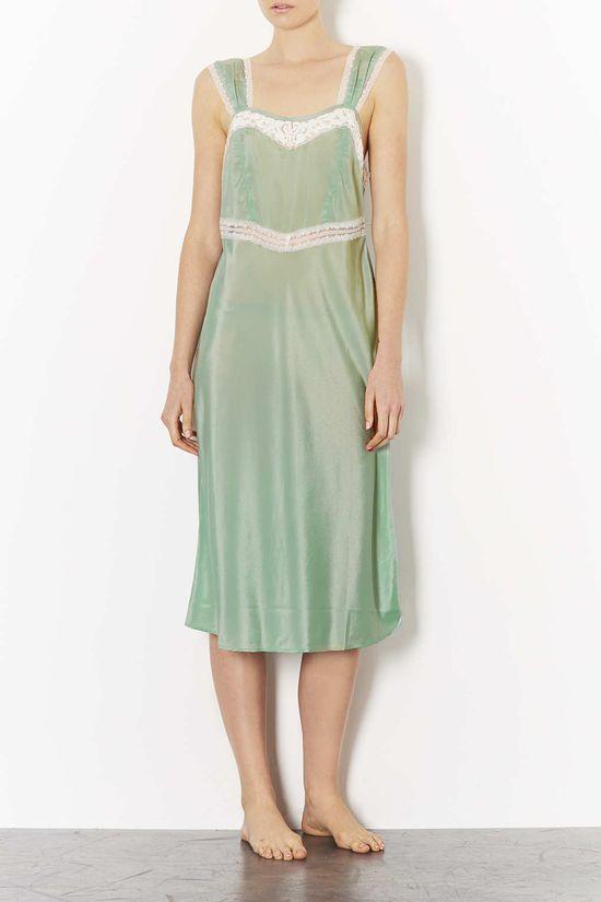Vintage Style Nightdress - Nightwear - Clothing - Topshop