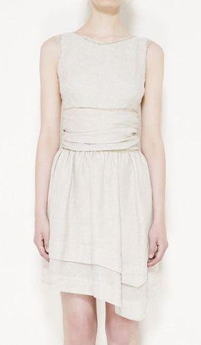 Fendi Khaki Dress