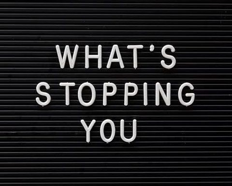 This is so true! Nothing should stop you from doing what you really want.