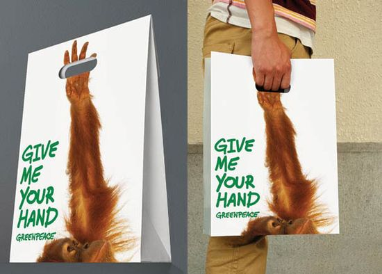 33 Brilliant and Innovative Bag Ads for your inspiration. Follow us www.pinterest.com... #inspiration #ad #creative