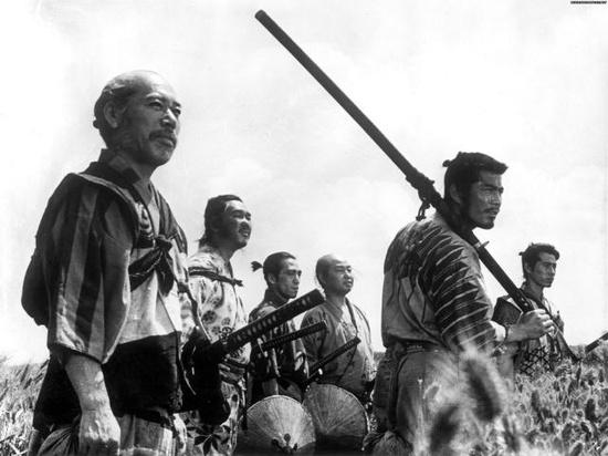 Seven Samurai (1954). The classic.