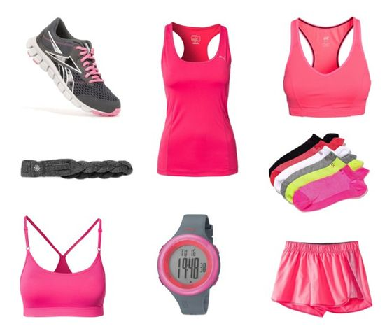 The Prettiest Workout Clothes For All Your Fitness Needs