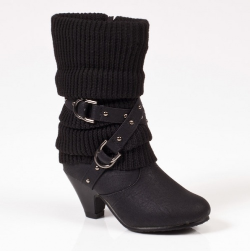 Tina Shoe - Youth Girl Fashion Boots - Events