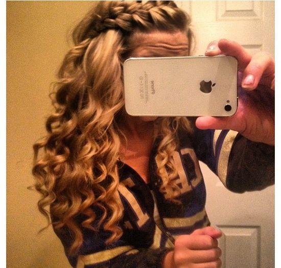 Hannah + Hair
