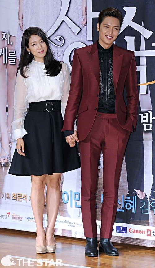 Press Conference and Long 14-minute Drama Preview for the Star-studded Heirs