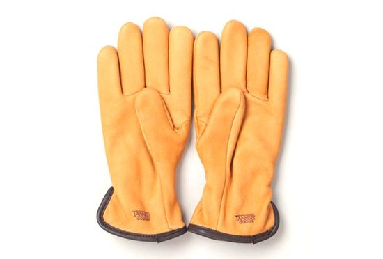 Leather Gloves for Men by Tanner Goods-Upholster Your Hands Like An Italian Sports Car