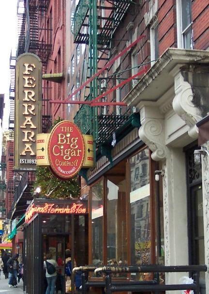 Ferrara...Italian Bakery NYC