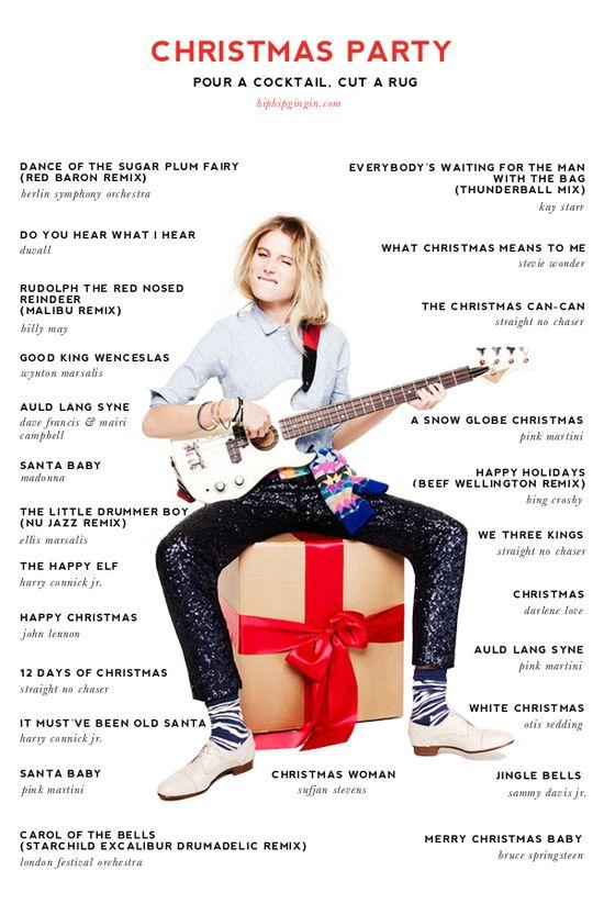 Christmas Playlist Holiday 2012 - Remix