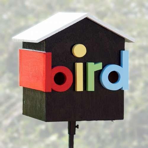 """bird"" house!"