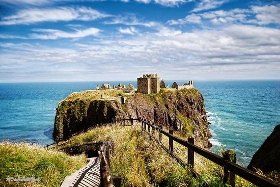 Dunnotar Castle (Scotland)