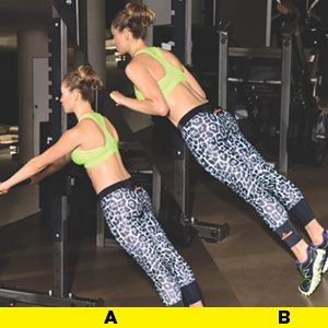 Learn the right way to do this exercise, and get four more moves for an AWESOME weight-room workout here