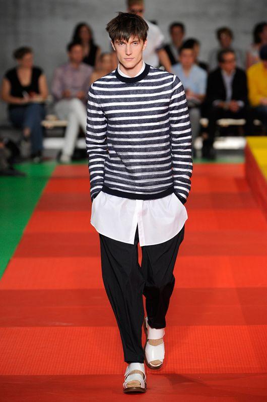 Stripes Kenzo S/S 13