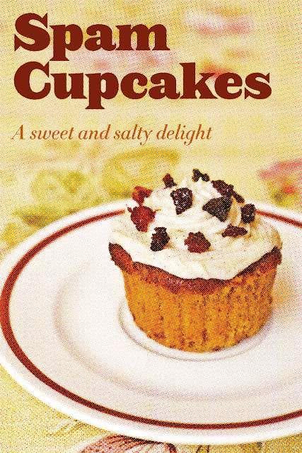 Spam Cupcakes