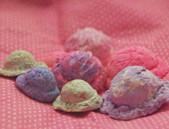 Handmade Ice Cream Cabochons