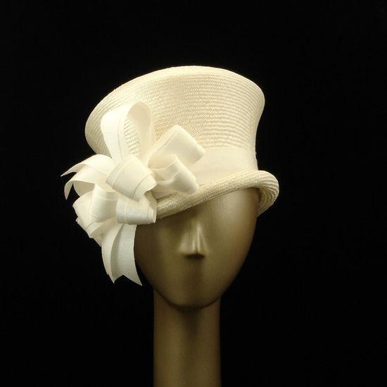 Winter White Hat