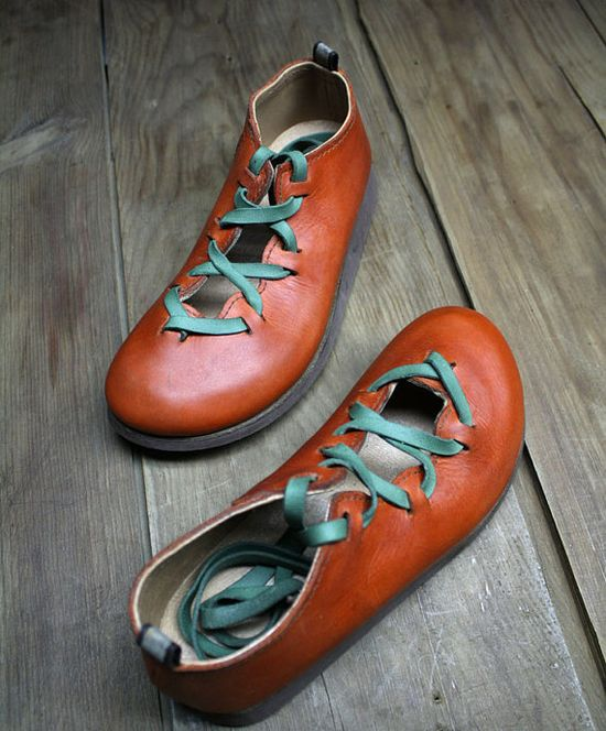 MACHADO+SHOES/+Roman+shoes+handmade+with+a+soft+by+MachadoHandmade