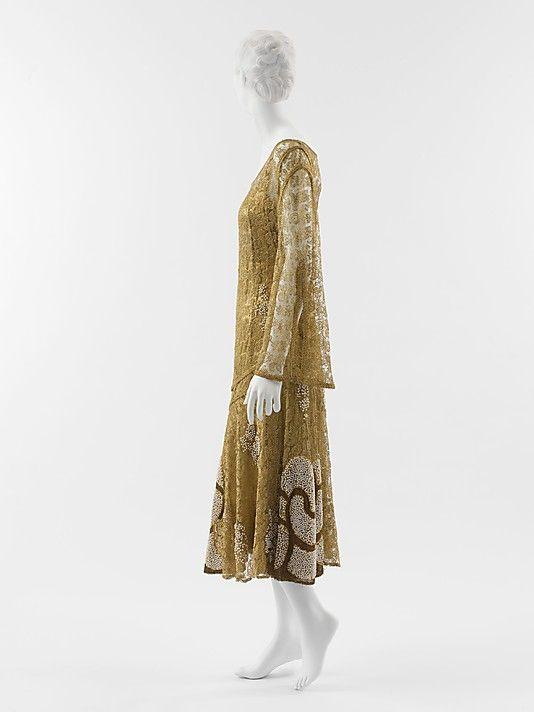 Evening dress Poiret 1925