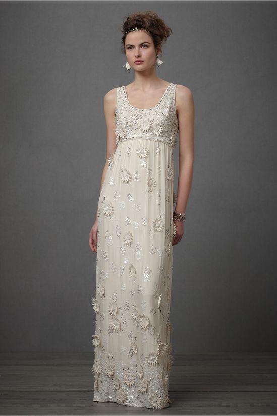 Divine Downpour Gown