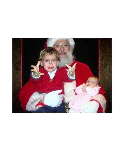 Funny Photos With Santa - mom.me