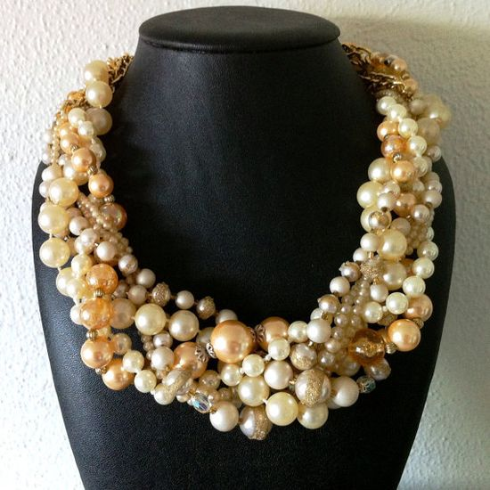 wedding necklace #wedding