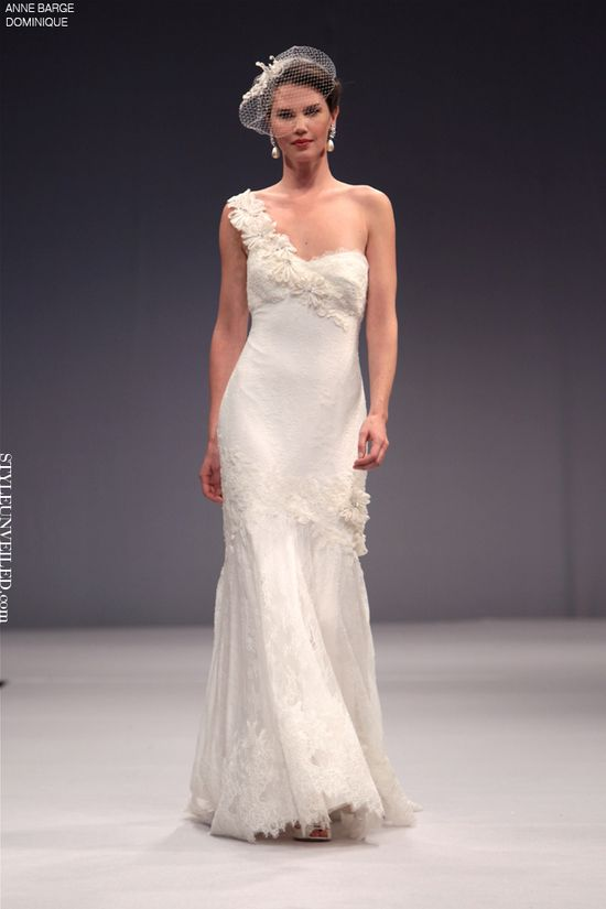Anne Barge Fall 2013 Wedding Dresses - Dominique