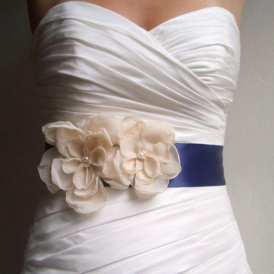 beautiful sash.