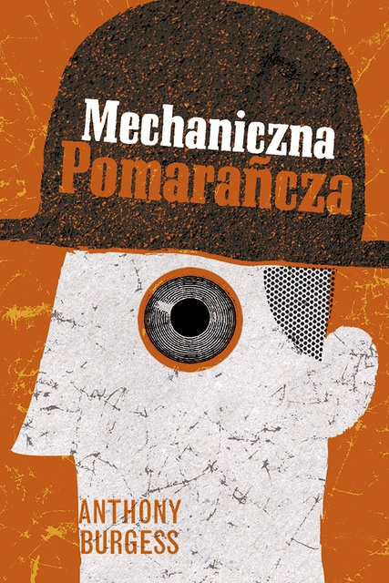 Chris Taylor, Clockwork Orange - Polish Book Cover