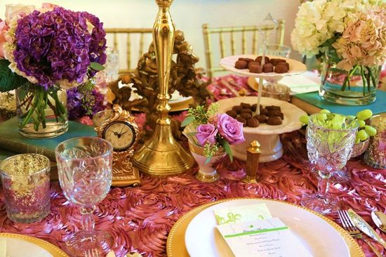 Beautiful Victorian Tea Party.  See more party ideas at CatchMyParty.com.  #teapartyideas