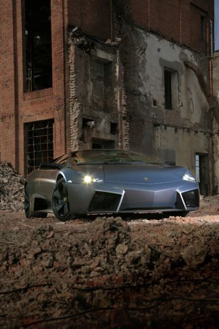 Lamborghini Reventon - Epic!
