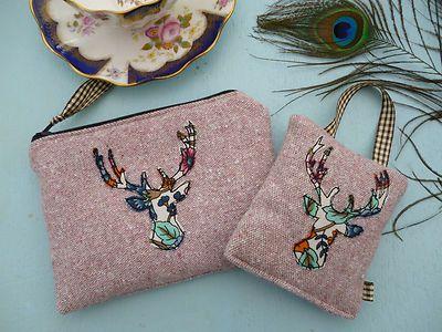 Handmade Gift Set Coin Purse