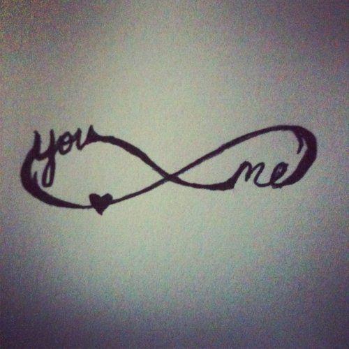 Never ending tattoo- love it