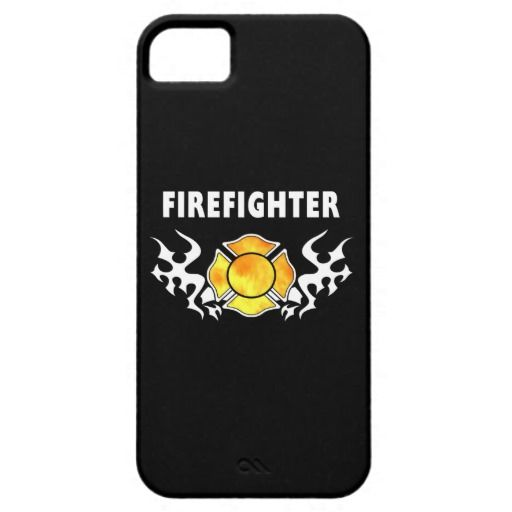 Fire Line Tattoo iPhone Cover