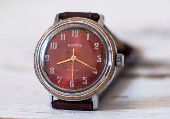"""Soviet watch """"Vostok"""""""