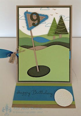 !! How cute!  Wish I had seen this a few days ago for my old boss' b-day!