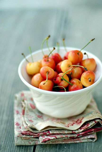 rainer cherries
