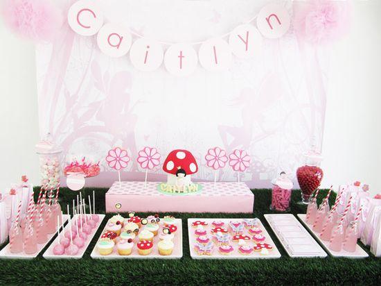 Enchanted Fairy Garden Party