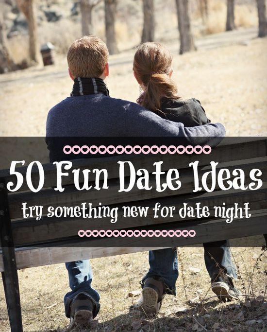 50 #Date Ideas