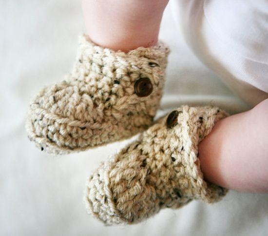 baby booties!!