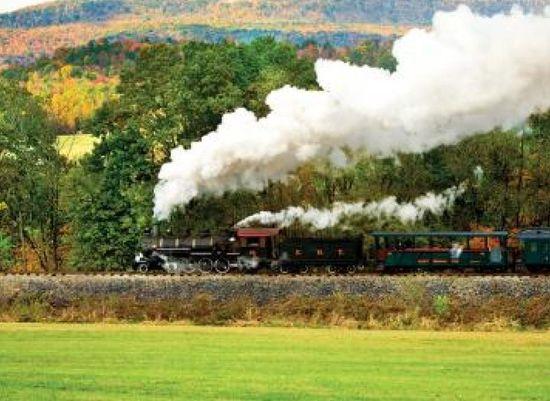 All Aboard for Fall Foliage Pennsylvania